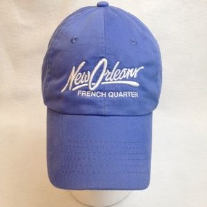 New Orleans French Quarters Adjustable Unisex Cap